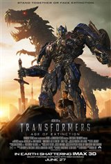Transformers: Age of Extinction - An IMAX 3D Experience Movie Poster