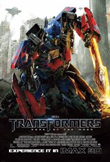 Transformers: Dark of the Moon - An IMAX 3D Experience Movie Poster
