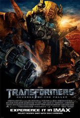 Transformers: Revenge of the Fallen - The IMAX Experience Movie Poster