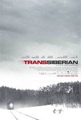 Transsiberian Movie Poster Movie Poster