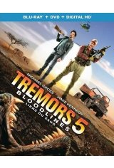 Tremors 5: Bloodlines Movie Poster Movie Poster