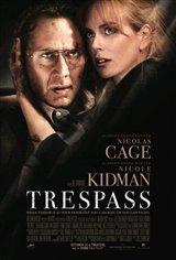Trespass Movie Poster Movie Poster