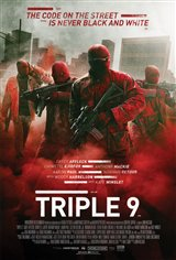 Triple 9 Movie Poster