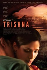 Trishna Movie Poster Movie Poster