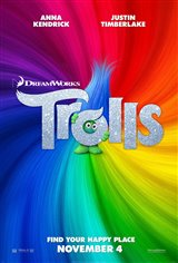 Trolls Movie Poster Movie Poster