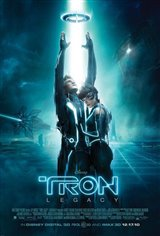 TRON: Legacy 3D Movie Poster