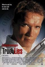True Lies Movie Poster