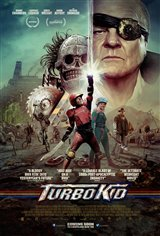 Turbo Kid (v.f.) Affiche de film