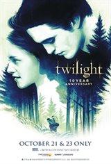 Twilight 10th Anniversary Affiche de film