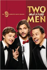 Two and a Half Men: The Complete Ninth Season Movie Poster Movie Poster