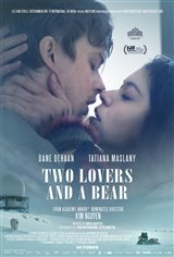 Two Lovers and a Bear Movie Poster Movie Poster