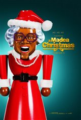 Tyler Perry's A Madea Christmas  Movie Poster