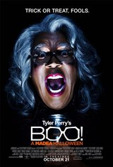 Tyler Perry's Boo! A Madea Halloween Movie Poster Movie Poster