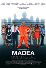 Tyler Perry's Madea Goes to Jail Large Poster