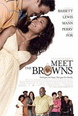Tyler Perry's Meet the Browns Movie Poster Movie Poster