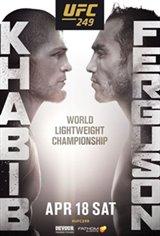 UFC 249: Khabib vs. Ferguson Movie Poster