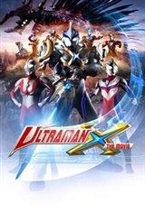 Ultraman X: Here It Comes! Our UItraman (Ultraman X: Kitazo! Warera no Ultraman) Movie Poster