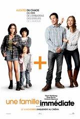 Un famille immédiate Affiche de film