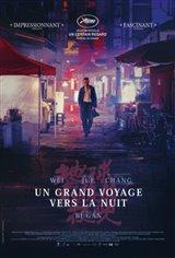 Un grand voyage vers la nuit (v.o.s.-t.f.) Affiche de film