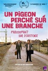 Un pigeon perché sur une branche philosophait sur l'existence Affiche de film