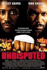 Undisputed Movie Poster Movie Poster