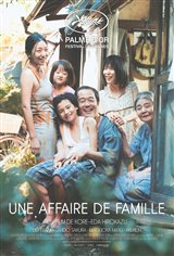 Une affaire de famille Movie Poster