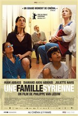 Une famille syrienne (v.o.s.-t.f.) Affiche de film