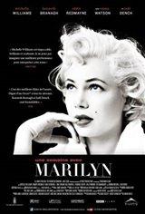 Une semaine avec Marilyn Affiche de film