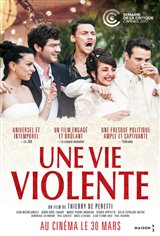 Une vie violente Movie Poster