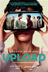 Upload (Amazon Prime Video) Movie Poster