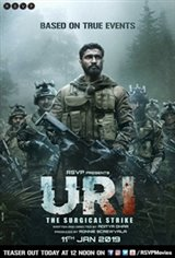 Uri: The Surgical Strike Large Poster