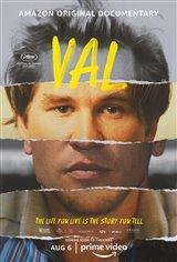 Val (Amazon Prime Video) Affiche de film