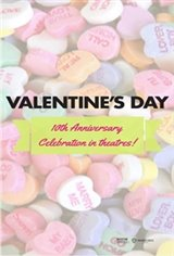 Valentine's Day 10th Anniversary Event 2020 Large Poster