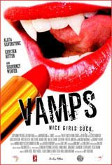 Vamps Movie Poster Movie Poster