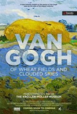Van Gogh - Of Wheat Fields and Clouded Skies Movie Poster