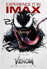 Venom: The IMAX Experience Movie Poster