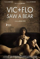 Vic + Flo Saw a Bear Movie Poster