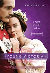 Victoria : Les jeunes années d'une reine Affiche de film
