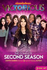 Victorious: The Complete Second Season Movie Poster
