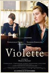 Violette Movie Poster