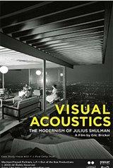 Visual Acoustics: The Modernism of Julius Shulman Movie Poster