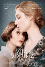 Vita and Virginia Large Poster