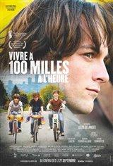 Vivre à 100 milles à l'heure Affiche de film