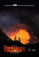 Volcanoes: The Fires of Creation Large Poster