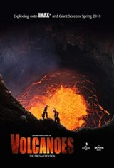 Volcanoes: The Fires of Creation IMAX Large Poster
