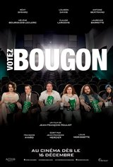 Votez Bougon (v.o.f.) Affiche de film