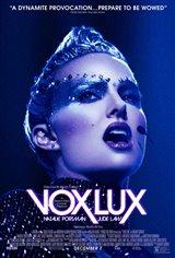 Vox Lux (v.o.a.) Affiche de film