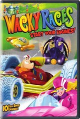 Wacky Races: Start Your Engines! Season 1 Volume 1 Movie Poster