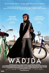 Wadjda Movie Poster
