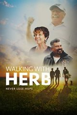Walking With Herb Large Poster